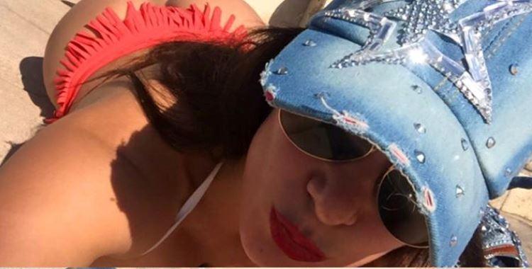 Agostina Costilla aprovechó el calor de Tucumán para mostrar sus curvas   El Diario 24