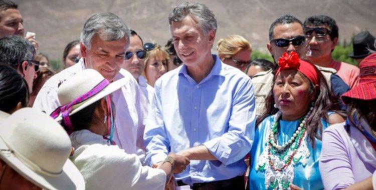 Macri cerró su campaña en Humahuaca: Necesito que ustedes también confíen   El Diario 24