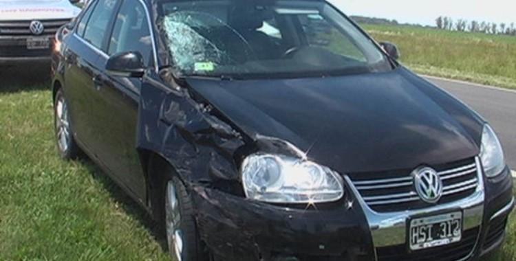 Un diputado nacional mató a una mujer en un accidente vial   El Diario 24