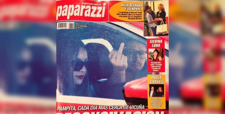 Benjamín Vicuña está cansado del acoso mediático y les levantó el dedo del medio   El Diario 24