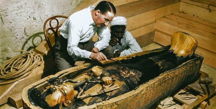 Las pruebas indican que existiría una cámara secreta en la tumba de Tutankamón | El Diario 24