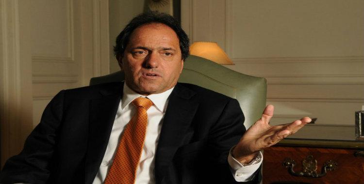 Scioli convocó a la unidad del peronismo y el campo popular | El Diario 24