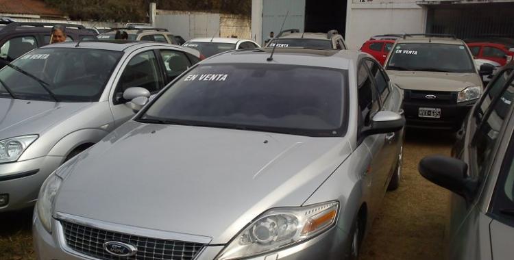 Cayó 6,5% la venta de autos usados en la provincia | El Diario 24