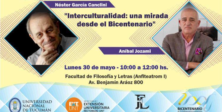 Néstor García Canclini y Anibal Jozami disertarán sobre interculturalidad | El Diario 24