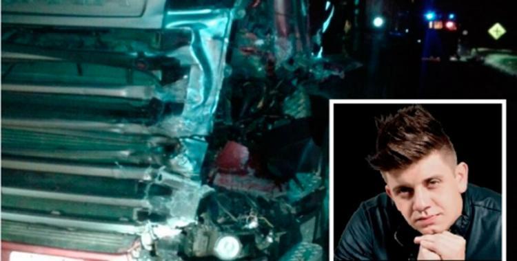 Un participante de un reality murió en un accidente de tránsito | El Diario 24