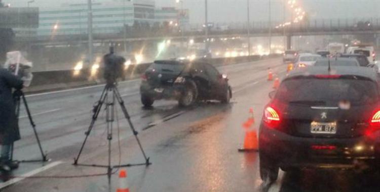 Se bajó de su auto a pedir ayuda y murió atropellado   El Diario 24