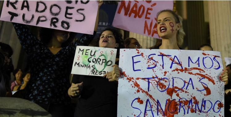 La joven fue violada en Brasil en dos oportunidades por grupos diferentes | El Diario 24