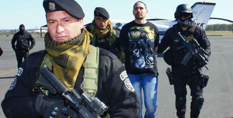 Se filtró un audio de Pérez Corradi donde justificó la negativa a ser extraditado | El Diario 24