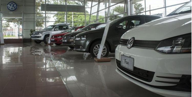 La venta de autos cayó un 1,4% en junio   El Diario 24