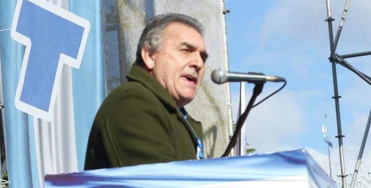 El candidato a suceder a Moyano pidió un paro general contra el Gobierno | El Diario 24