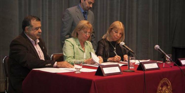 La UNT firmó un convenio de cooperación con Missing Children | El Diario 24
