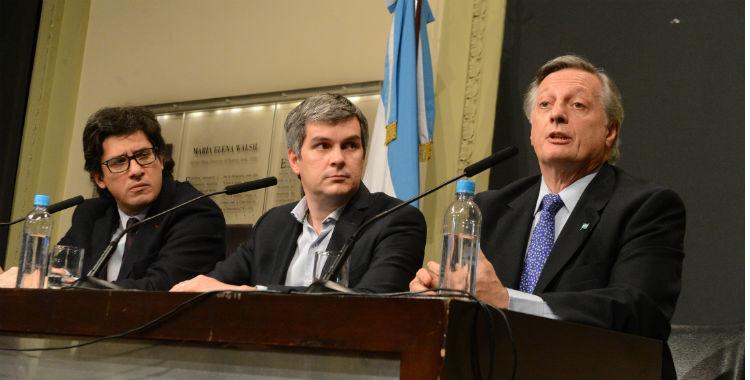 A mí me puso y me saca el presidente Mauricio Macri, afirmó Aranguren | El Diario 24