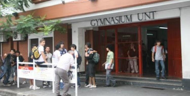 Quienes quieran inscribirse en el Gymnasium UNT tienen tiempo hasta el lunes | El Diario 24