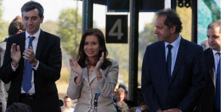 Elecciones legislativas: duelo Scioli-Randazzo para revitalizar al PJ | El Diario 24