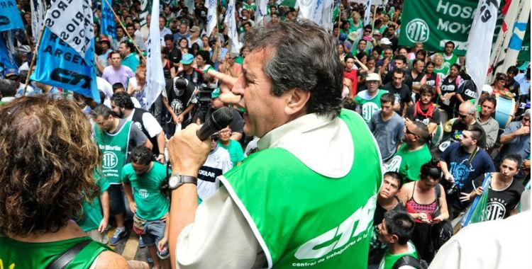 ATE ratificó el paro nacional tras la reunión con el ministro Triaca   El Diario 24