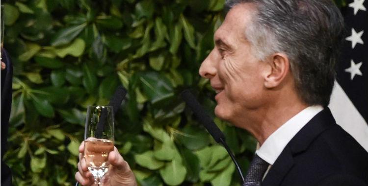 Macri comparó a la inflación con una borrachera: Al principio te provoca cierto placer   El Diario 24