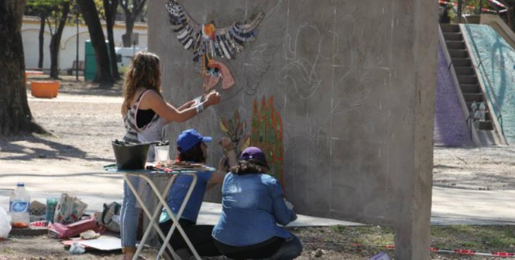 Conocé el cronograma del Primer Encuentro Internacional de Arte Público y Muralismo   El Diario 24