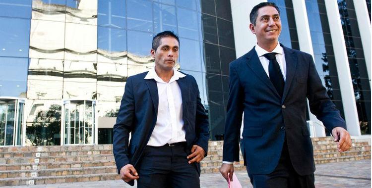Vargas Aignasse solicitó una nueva prórroga de su licencia | El Diario 24