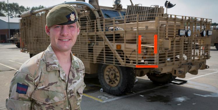 Un militar escocés decidió cambiar de sexo y no perderá su puesto ante las tropas   El Diario 24