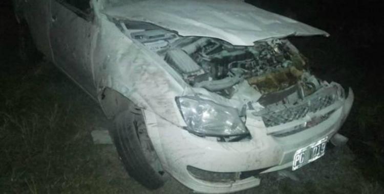 Un hombre murió en la ruta 9 al perder el control y chocar con el guardarrail | El Diario 24