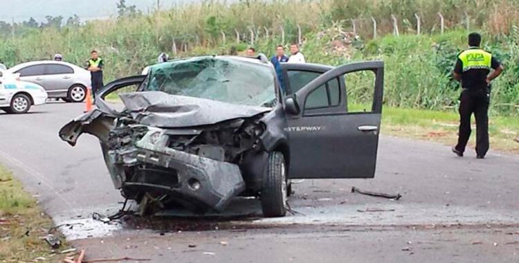 En Tucumán se producen 330 muertes al año por accidentes de tránsito | El Diario 24