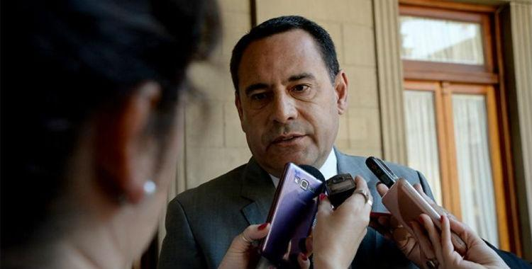Regino Amado dijo que el DNU de Manzur sobre seguridad seguía los lineamientos nacionales | El Diario 24