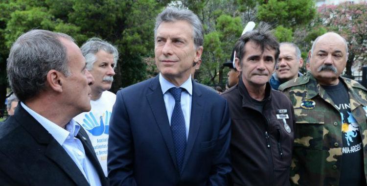 Según Macri hay que trabajar con la Justicia para evitar las cárceles de puerta giratoria | El Diario 24