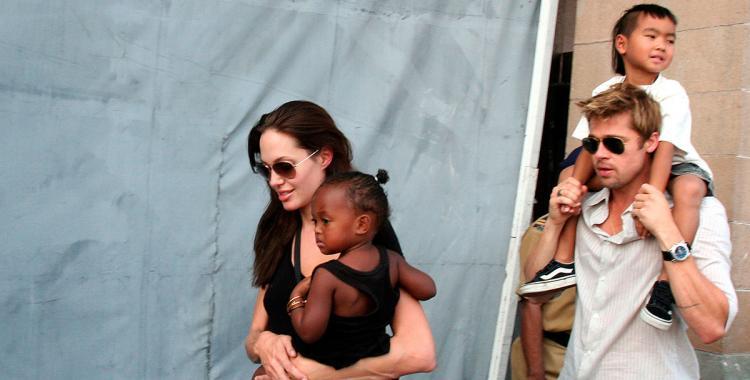 Investigan a Brad Pitt por abuso de menores   El Diario 24