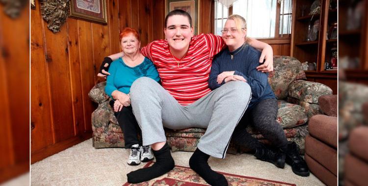 El adolescente más alto del mundo no puede parar de crecer   El Diario 24