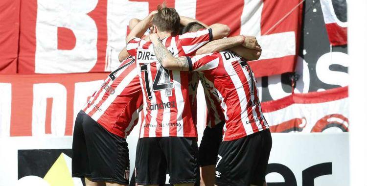 Estudiantes consiguió la cuarta victoria al hilo para ser el único líder del torneo   El Diario 24