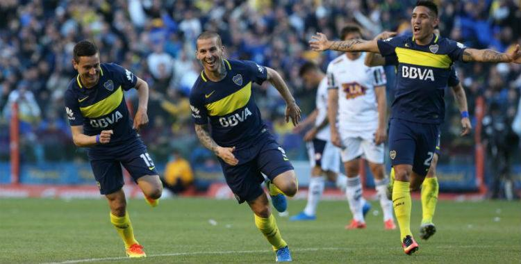 Benedetto se puso el traje de crack y le regaló una goleada a Boca | El Diario 24