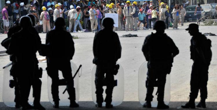 El PRO ya empezó a tomar medidas por temor a que se produzcan saqueos a fin de año | El Diario 24