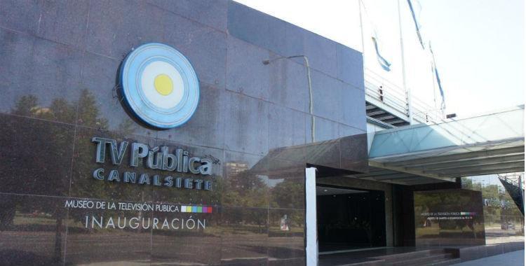 La cuenta de la TV Pública tuiteó una consigna contra Macri   El Diario 24