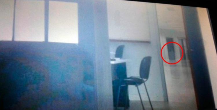 Una foto acrecienta el miedo a fantasmas en la sede del Poder Judicial de Tartagal | El Diario 24