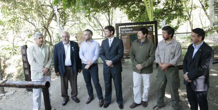 La UNT y el EATT inauguraron el tercer puente del Funicular en Horco Molle   El Diario 24