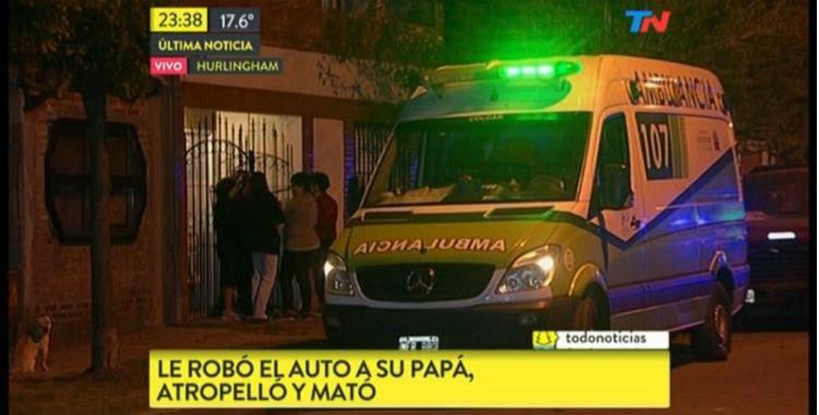 Un joven alcoholizado le sacó el auto a su padre y atropelló a un bebé | El Diario 24