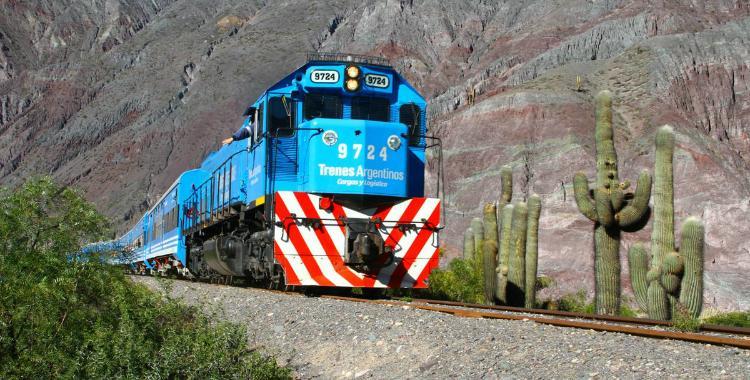 Licitaron la segunda etapa del tren Belgrano: 400 km de vías en Salta y Jujuy | El Diario 24