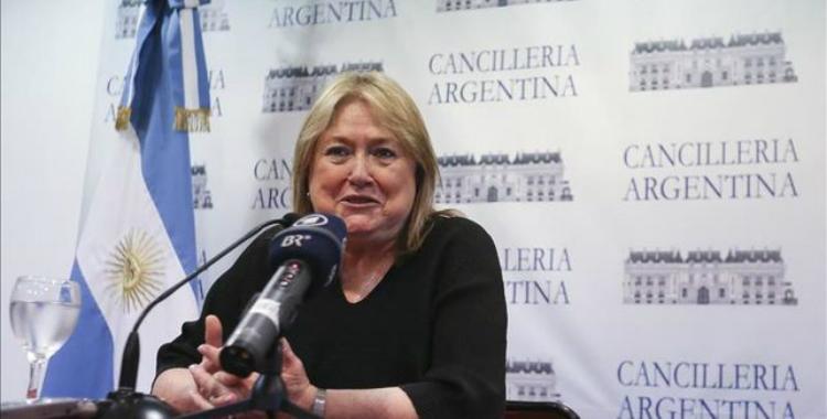 Tras la declaración con el Reino Unido, ex combatientes denunciarán a Malcorra   El Diario 24