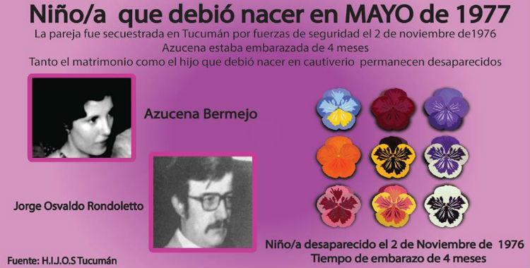 Acercate, te estamos buscando: la campaña para encontrar a los hijos de desaparecidos en Tucumán | El Diario 24