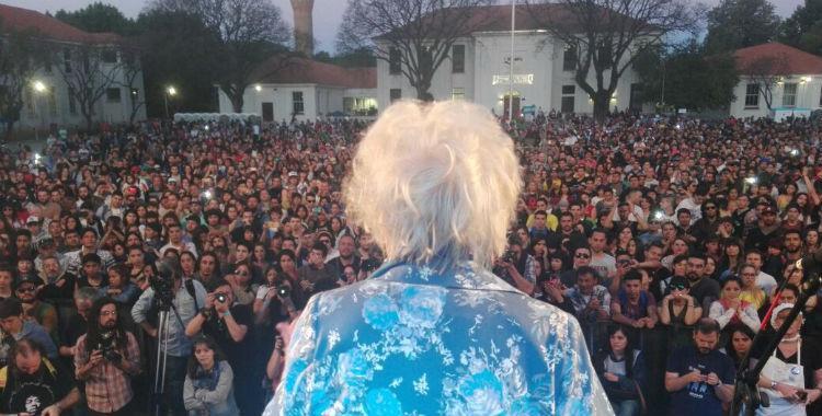 Estela de Carlotto: El bastón que tenemos es porque nunca nos arrodillamos | El Diario 24