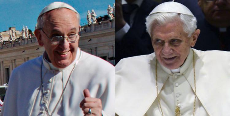 Un cardenal reveló a la mafia que buscaba reemplazar a Benedicto XVI por Francisco   El Diario 24