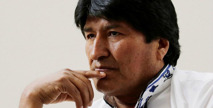 Un medio británico acusó a Evo Morales de ver porno y Bolivia exige una rectificación   El Diario 24