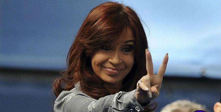 Cristina Kirchner despidió el 2016 con humor | El Diario 24