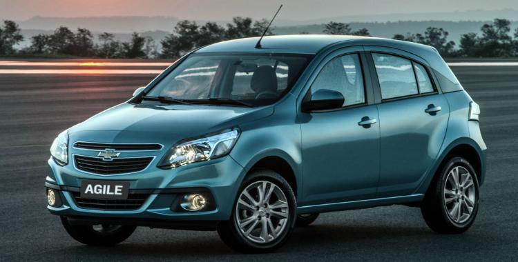 Con más de 300 mil unidades en la calle, el Chevrolet Agile dejará de fabricarse   El Diario 24