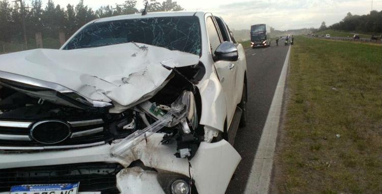 Murieron tres personas en accidentes de tránsito el 1 de enero | El Diario 24