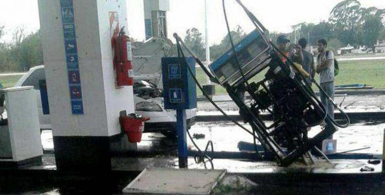 Trenque Lauquen fue azotada por la cola de un tornado | El Diario 24
