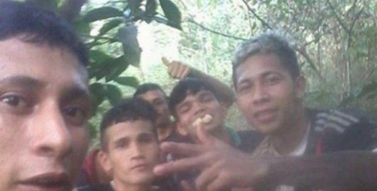 Prófugos de la cárcel de Manaos envían selfies desde la selva amazónica | El Diario 24