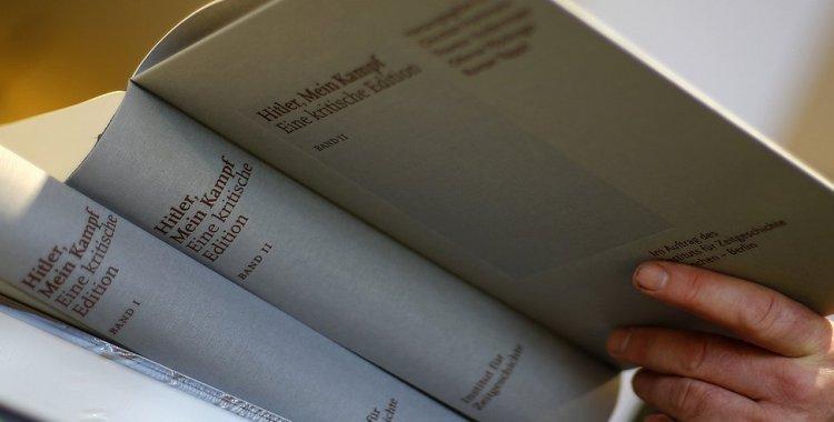 Una edición crítica del libro 'Mi lucha' de Adolf Hitler es bestseller en Alemania | El Diario 24