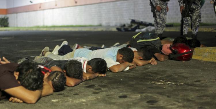 Asciende el número de detenidos y saqueos en México   El Diario 24