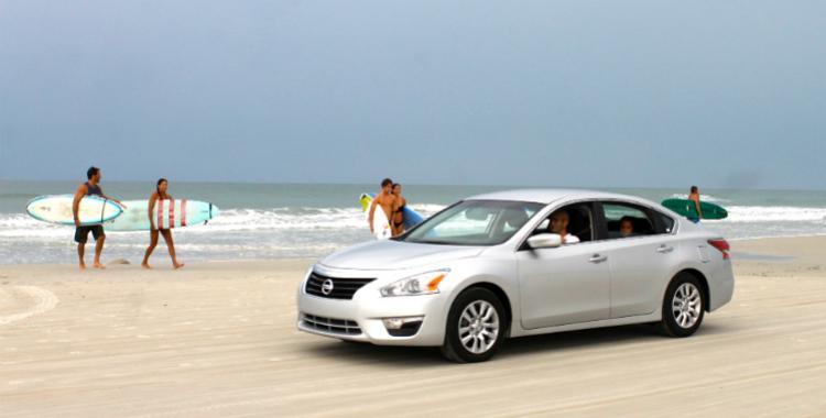 En Uruguay las personas que metan sus vehículos a la playa serán multadas | El Diario 24